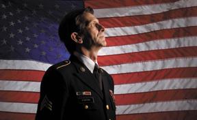 Veteran Doug Sterner